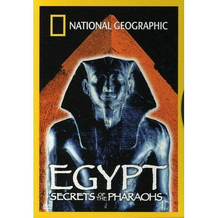 National Geographic Secrets of Egypt Photos Diagrams