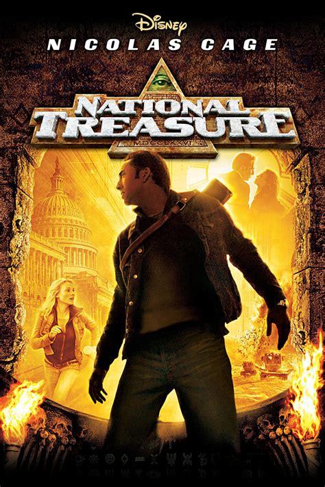 National Treasure Disney Movies