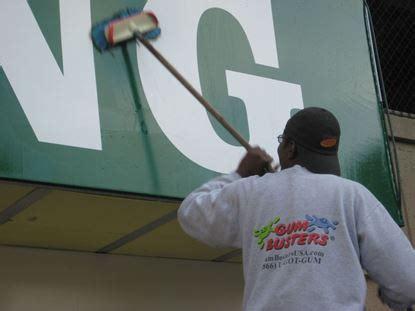 Nationwide Maintenance NYC Awning Cleaning and Graffiti