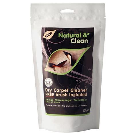 Natural Clean Dry Carpet Cleaner