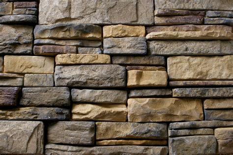 Natural Stacked Stone Veneer Wall Panels Rock Siding
