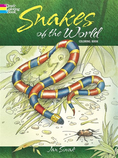 Nature Coloring Books Dover Publications