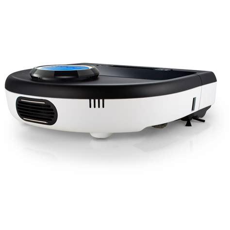 Neato BOTVAC D80 Black White Robotic Cleaner eBay