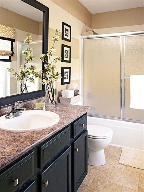 Neutral Color Bathroom Design Ideas Better Homes and Gardens