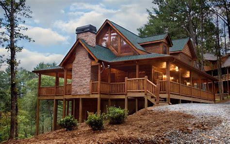 Nevaeh Cabin Rentals Blue Ridge GA Luxury Log Cabins