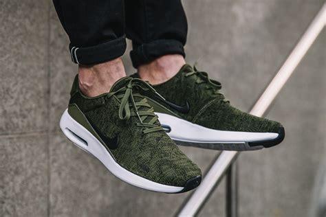New NIKE Air Max Modern Flyknit Men s Running Shoes green