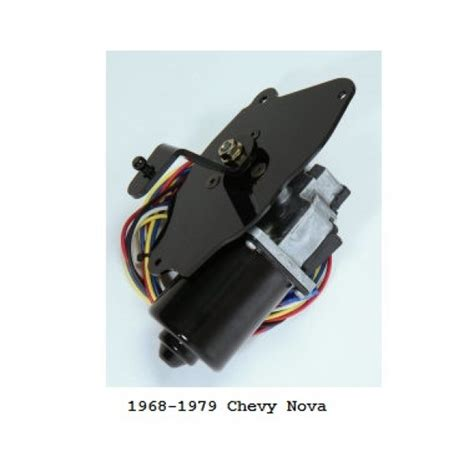 New Port Engineering 12 Volt Windshield Wiper Motor for