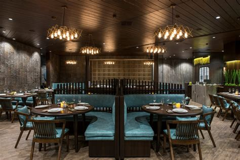 New Retro Design Restaurant and Hospitality Design