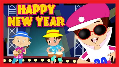 New Year Song for Kids Happy New Year Song for Kids