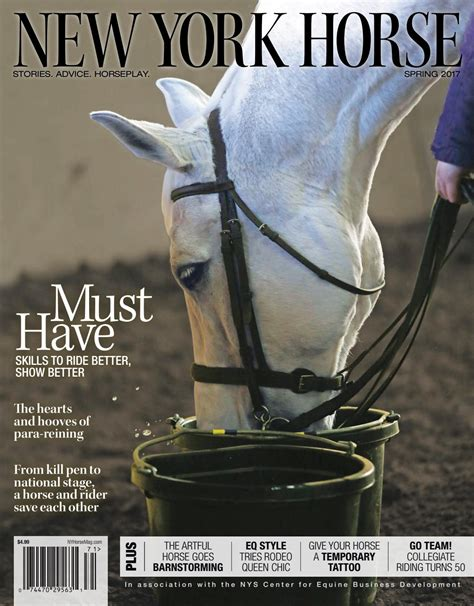 New York Horse Spring 2017 by New York Horse issuu