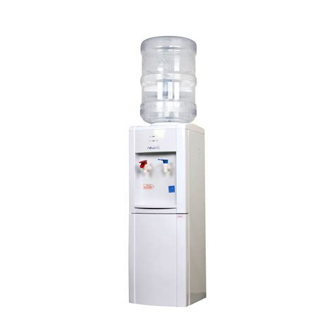 NewAir Hot and Cold Water Dispenser White BJ s
