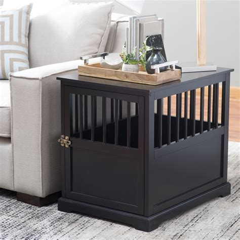 Newport Pet Crate End Table Hayneedle