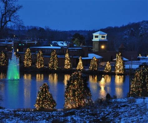Newsmax s Top 50 Christmas Destinations in America