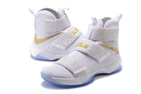 Nike LeBron Soldier 10 Men s Basketball Shoes