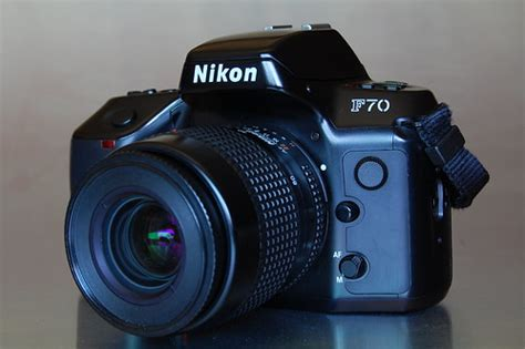 Nikon F70 - Wikipedia, the free encyclopedia