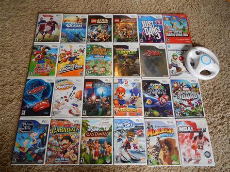 Nintendo Wii Video Games eBay