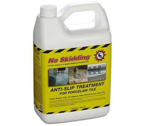 No Skidding Anti Slip Porcelain Tile Treatment 80378