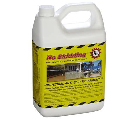 No Skidding Products Inc Anti Slip Treatments Non Skid