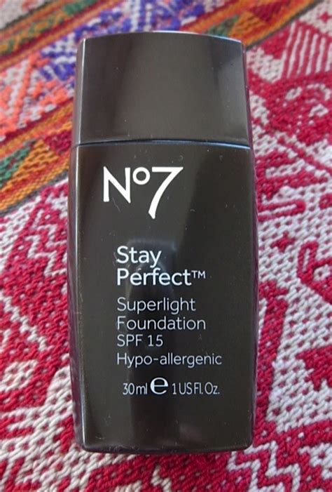 No7 Stay Perfect Foundation Boots