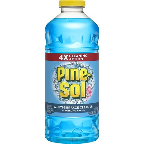 Non Toxic Cleaning Products Ingredients SDS Pine Sol