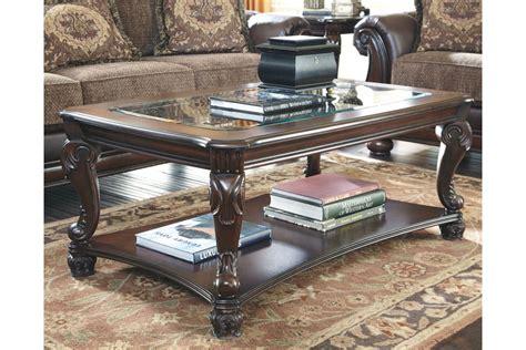 Norcastle Coffee Table Ashley Furniture HomeStore