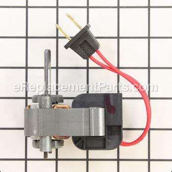 NuTone 769RL Exhaust Fan Parts eReplacementParts