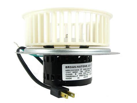 NuTone QTN110LE Exhaust Fan Parts eReplacementParts