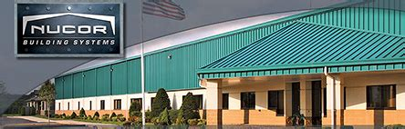 Nucor Building Systems Pre Engineered Steel Buildings
