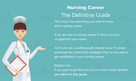 Nursing Duties Responsibilities and Career Options