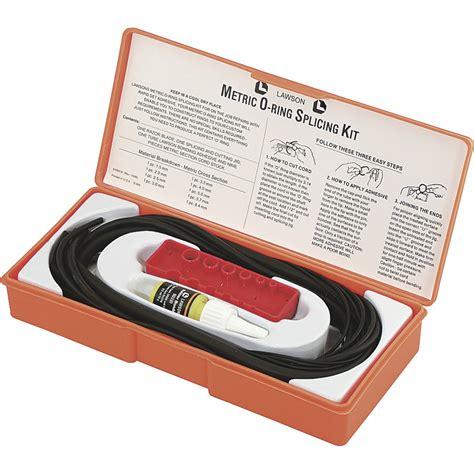 O Ring Cord Stock and Splicing Kits
