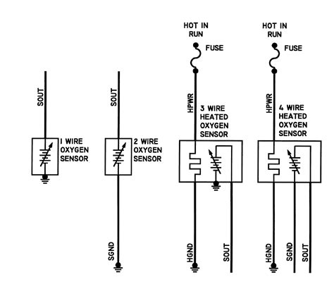 toyota oxygen sensor wiring diagram toyota wiring diagrams description o2 sensor wiring diagrams