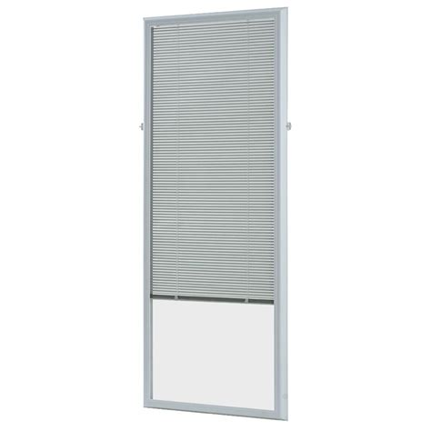 ODL 22 in w x 64 in h Add On Enclosed Aluminum Blinds