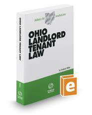 OHIO S LANDLORD TENANT LAW