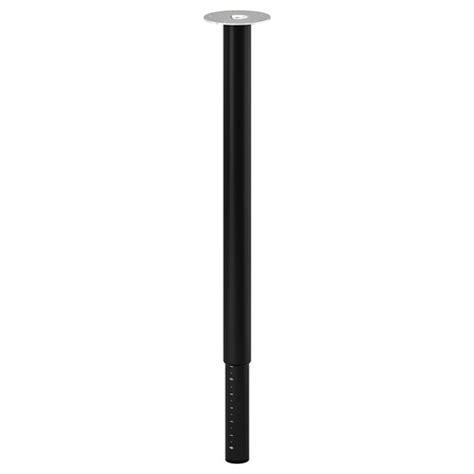 OLOV Leg adjustable black IKEA