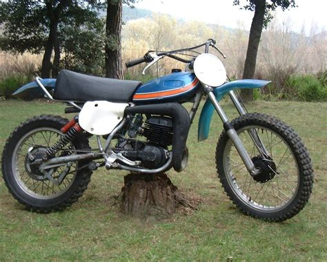 OSSA motorcycles by Mats Nyberg