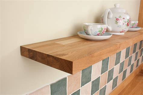 Oak Floating Shelves Floating Shelves