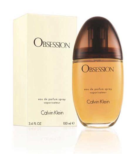 Obsession Calvin Klein perfume a fragrance for women 1985