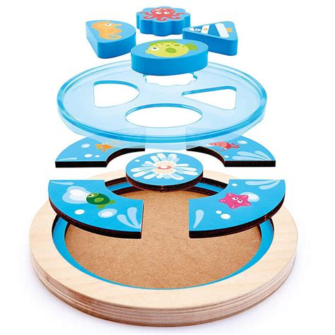 Ocean Creature Puzzles Discovery Kids