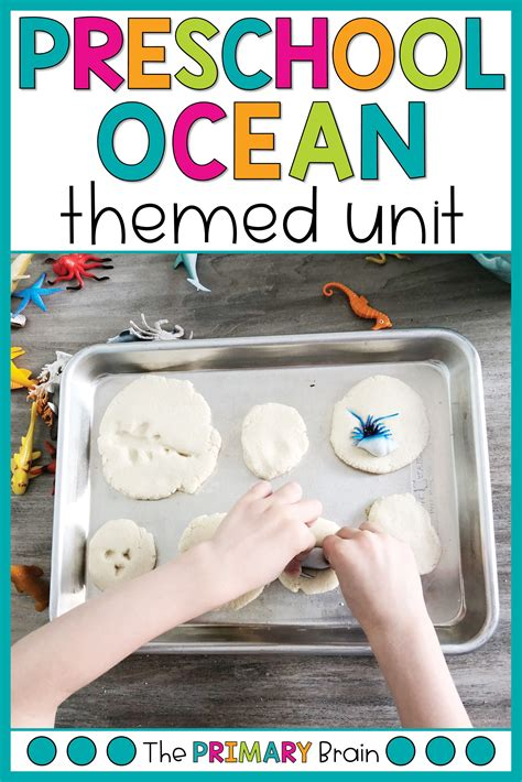 Ocean Unit Ideas for Teaching Resources for Lesson Plans
