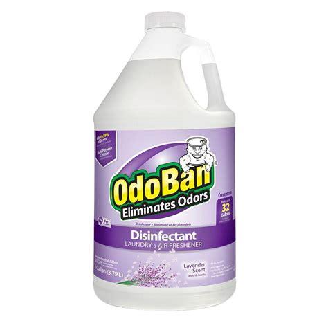 OdoBan 1 Gal Lavender Odor Eliminator and Disinfectant