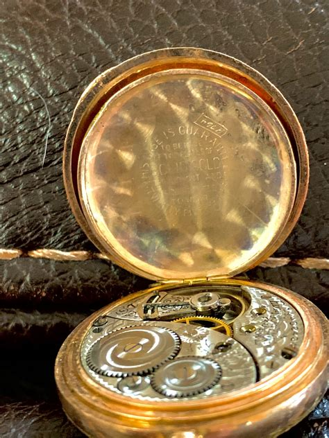 Old Pocket Watches S H Civil War Antiques