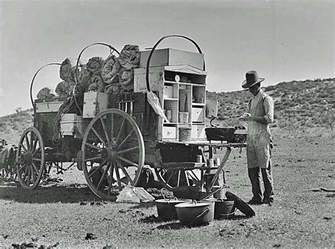 Old West Recipes of the Chuck Wagon Legends of America