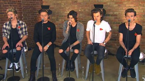 One Direction Night Changes YouTube