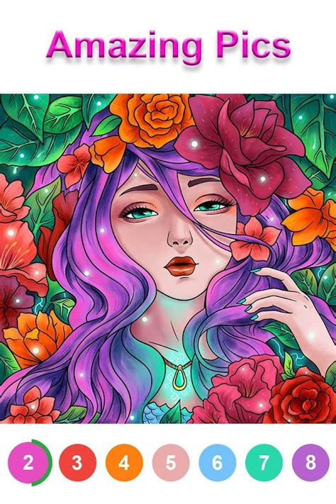 Online Coloring Games Color it by Numbers