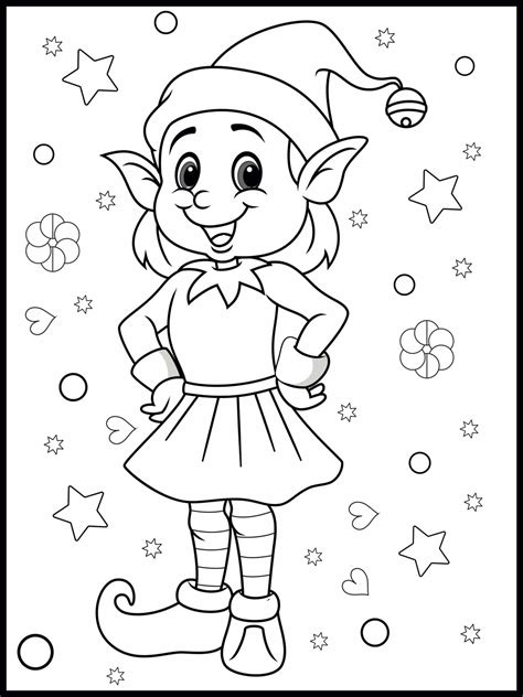 Online Coloring Pages Page 1 Free Kids Christmas Games