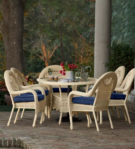 Online Shopping Dining Table White Wicker Outdoor Furniture