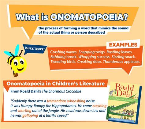 Onomatopoeia dictionary definition onomatopoeia defined