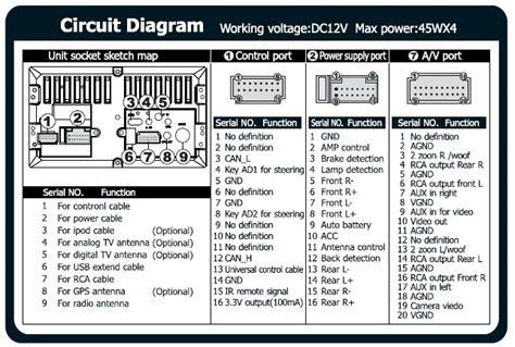 Opel Radio Wiring Diagram