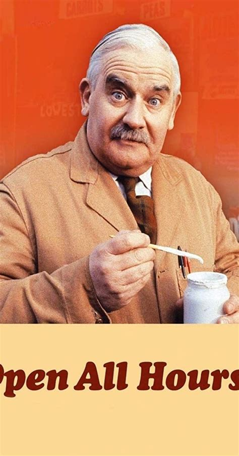 Open All Hours TV Series 1973 1985 IMDb