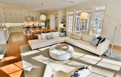 Open Floor Plans A Trend for Modern Living Freshome